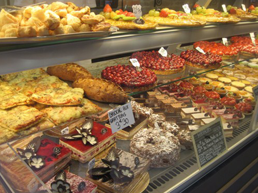 Patisserie A Chamalieres Clermont Ferrand Le Fournil Chamalieres